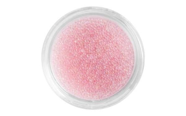 Nail Art Microbeads Girly Rose