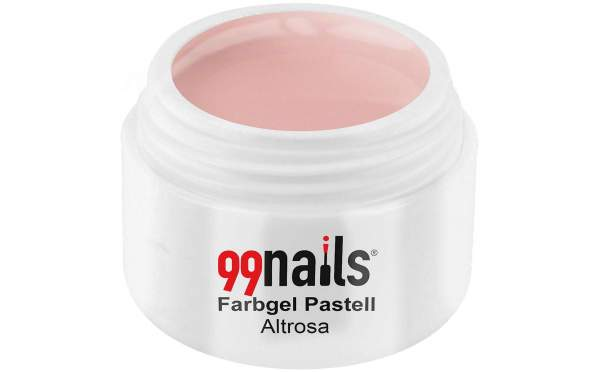 Pastel Gel - Antique Pink 5ml