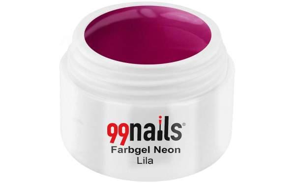 Neon Gel - Purple 5ml