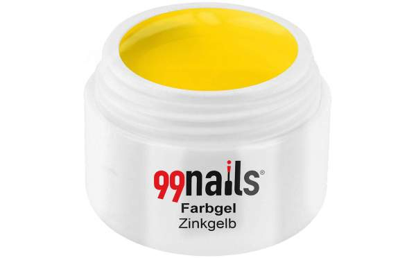 Colour Gel - Zinc Yellow 5ml