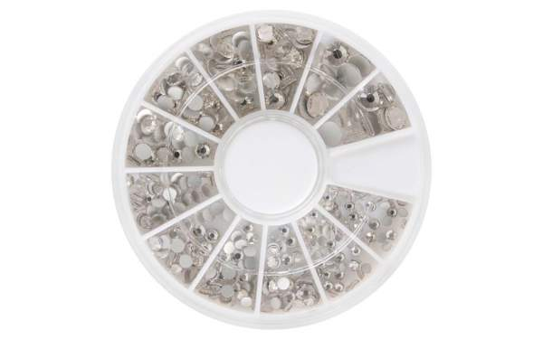 Multi-size Diamond Rhinestone Wheel