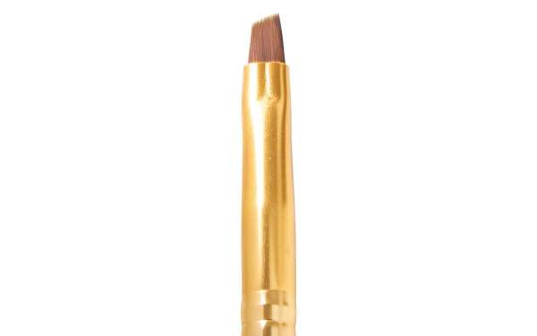 French Manicure Brush No. 4 Golden