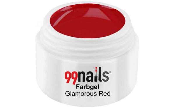 Colour Gel - Glamorous Red 5ml