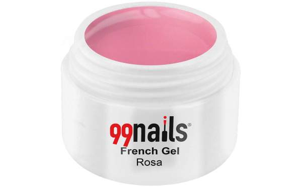 UV Gel French Manicure - Light Pink 15ml