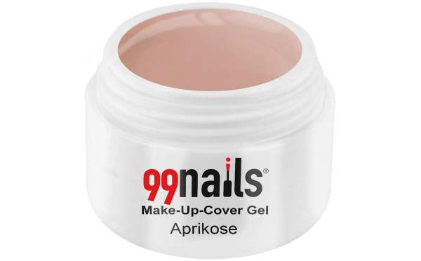 Cover Gel - Apricot 5ml