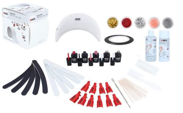EasyLac Gel Polish Starter Set LED - Basic