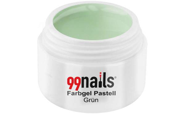 Pastel Gel - Green 5ml
