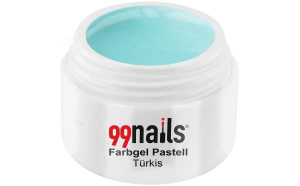 Pastel Gel - Turquoise 5ml