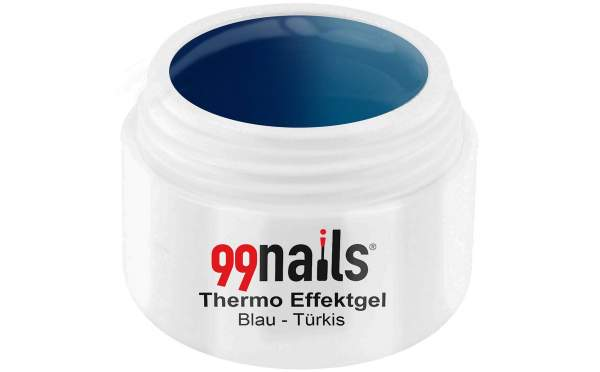 Thermo Gel - Blue-Turquoise 5ml