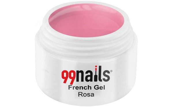 UV Gel French Manicure - Light Pink 5ml