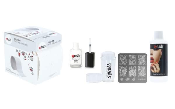 Nail Art Stamping Starter Set - Basic
