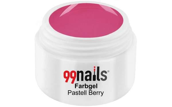 Farbgel Pastell - Berry 5ml
