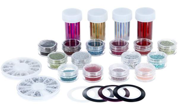 Nailart 24er All In One Set XL