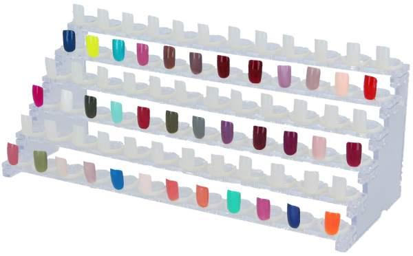 Nail Art Display Stand - 72 Nail Tips