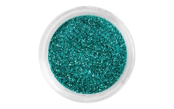 Nail Art Glitter Dust Turquoise
