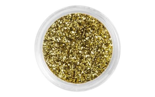 Nail Art Glitter Dust Light Gold