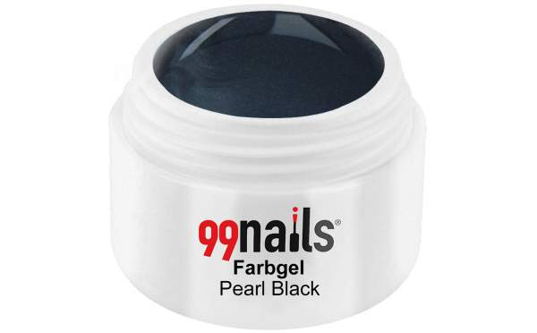 Colour Gel - Pearl Black 5ml