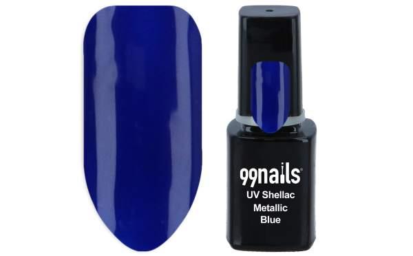 EasyLac Gel Polish - Metallic Blue 12ml