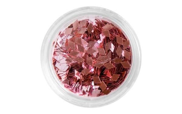 Nail Art Diamonds Rose