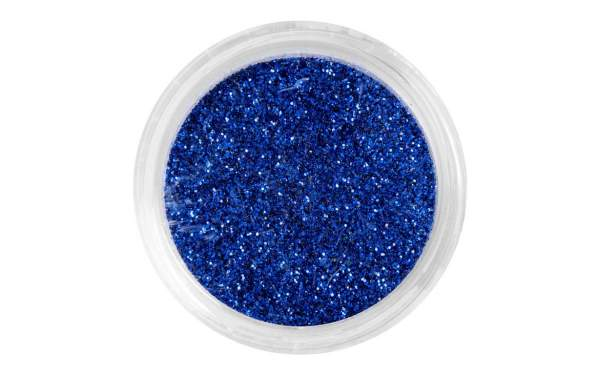 Nail Art Glitter Dust Dark Blue