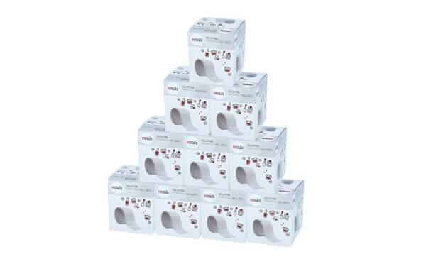 Nail Wipe Pads 500 pcs - Set of 10
