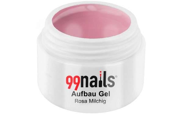 Aufbau Gel - Rosa Milchig 5ml