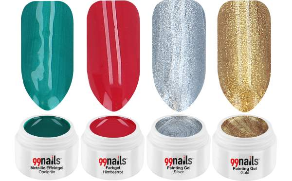 UV Farbgel Set - Holiday Collection