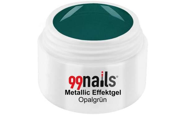 Metallic Effektgel - Opalgrün 5 ml