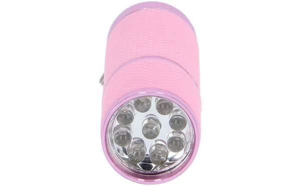 LED Nail Lamp Torch Pink