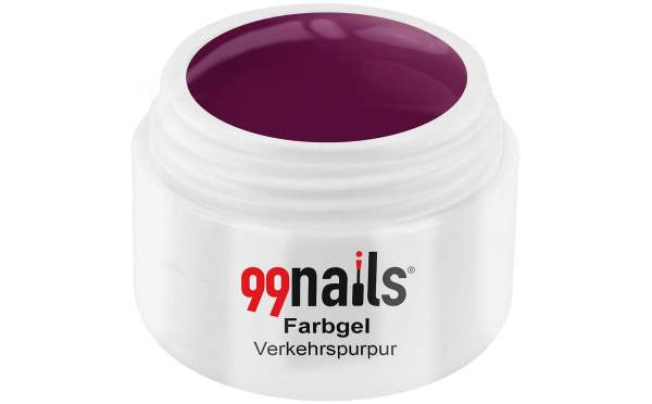 Colour Gel - Traffic Purple 5ml