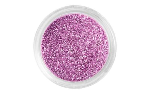 Nail Art Glitter Dust Smoke Purple