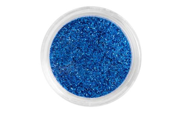 Nail Art Glitter Dust Royal Blue
