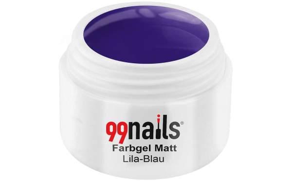 Colour Gel Matte - Purple Blue 5ml