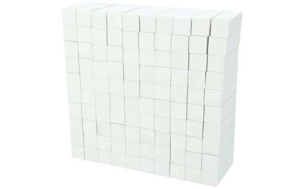 Buffer Block White 100 pcs