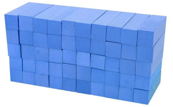 Buffer Block Blue 50 pcs