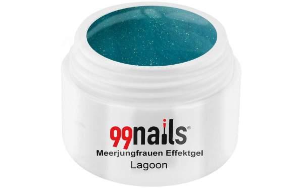 Mermaid Effect Gel - Lagoon 5ml