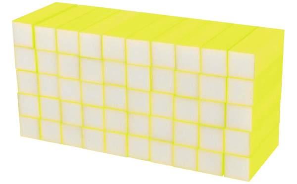 Buffer Block Neon Yellow 50 pcs