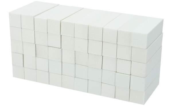 Buffer Block White 50 pcs
