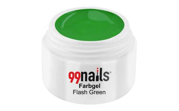 Colour Gel - Green Flash 5ml