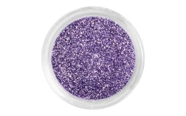 Nail Art Glitter Dust Light Purple
