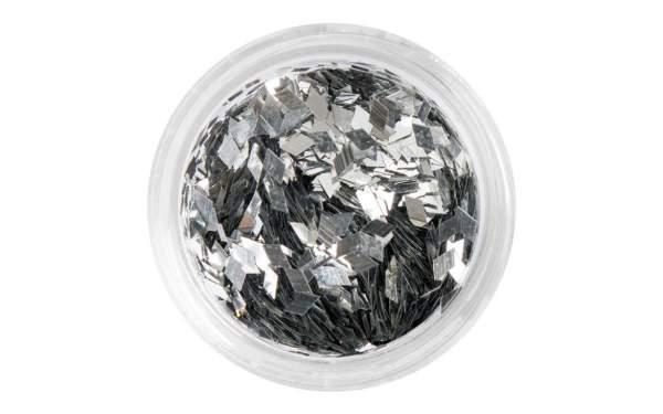 Nail Art Diamonds Silver