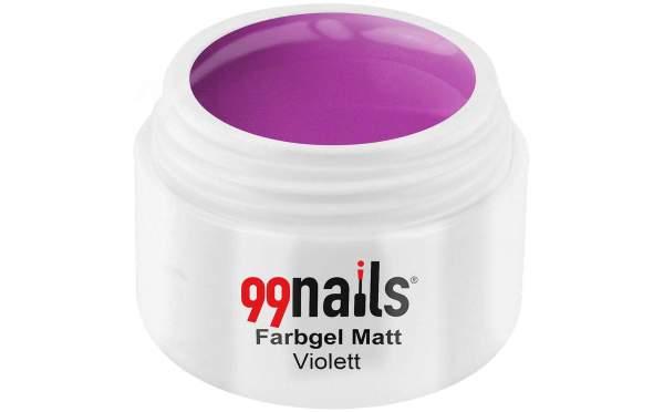 Colour Gel Matte - Purple 5ml