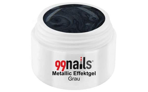Metallic Gel - Grey 5ml