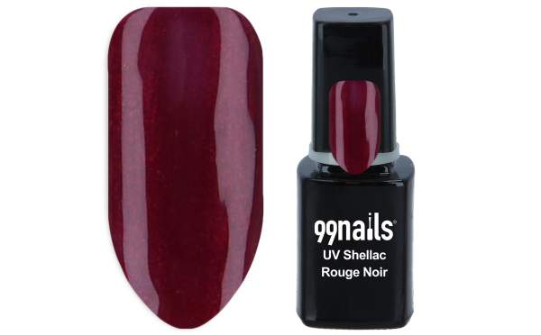 EasyLac Gel Polish - Rouge Noir 12ml