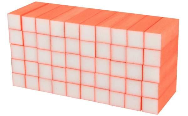 Buffer Block Neon Orange 50 pcs