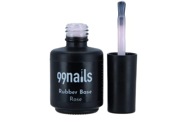 Rubber Base Coat Rose 12 ml
