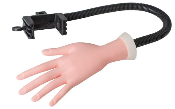 Adjustable Practice Hand With Table Clamp